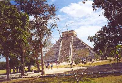 Chichen Itza-Mexico